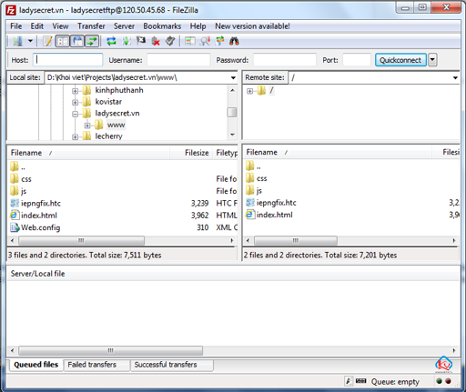 FileZilla-Client-windows